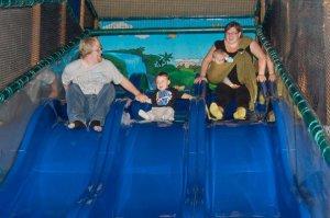 Sling on Slide